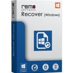 Remo Recover Windows 5.0.0.59 Portable [Latest]