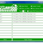 Simple Firewall 4.0.0.0 [Latest]