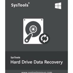 SysTools-Hard-Drive-Data-Recovery