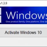 Windows 10 Digital Activation Program 1.3.9 [Latest]