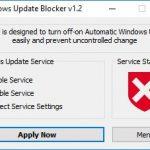 Windows Update Blocker 1.6 Multilingual [Latest]