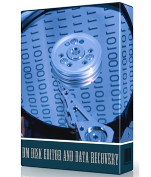 DM Disk Editor and Data Recovery