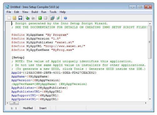 Inno Setup Compiler