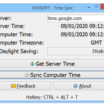 VovSoft Time Sync 2.1 + Portable [Latest]