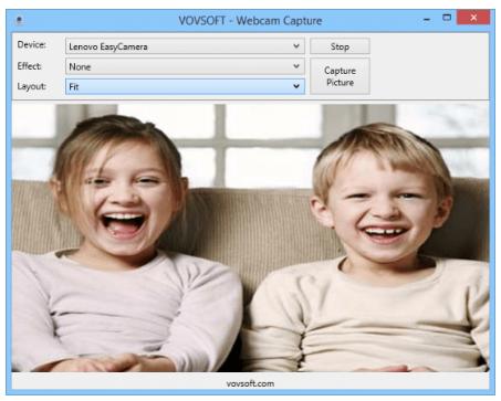 VovSoft Webcam Capture