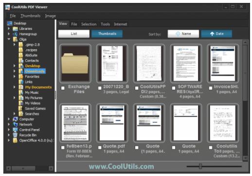 CoolUtils PDF Viewer