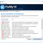 FixMy10 2.1.4 + Portable [Latest]