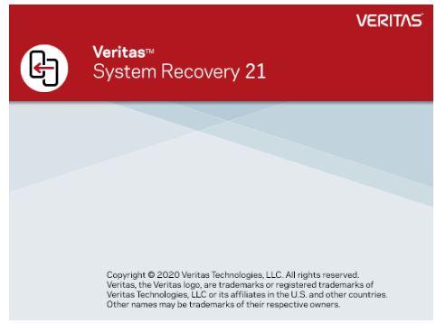 Veritas System Recovery