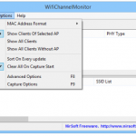 WifiChannelMonitor 1.66 [Latest]