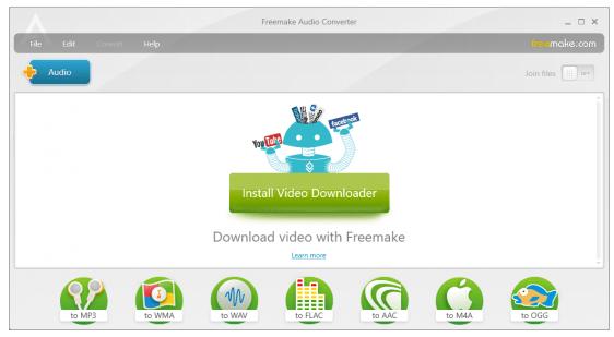 Freemake Audio Converter Infinity Pack