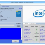 Intel Processor Diagnostic Tool 4.1.5.37 [Latest]