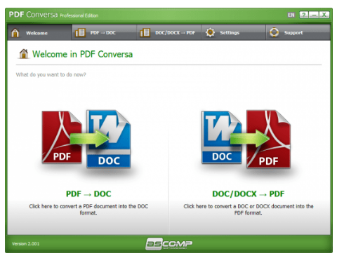 PDF Conversa Professional