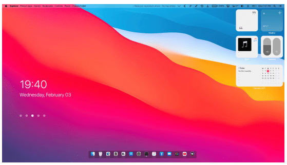 Windows 10 MacOS Lite Edition