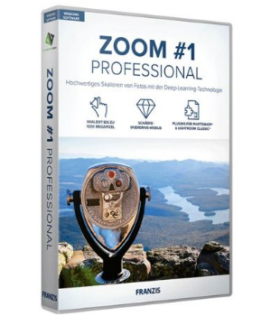 Franzis ZOOM #1 Professional