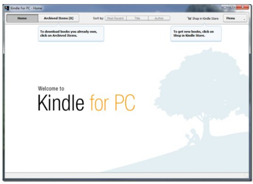 Kindle for PC