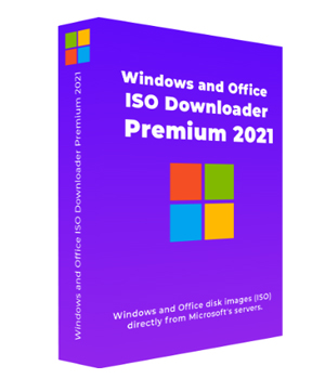 Windows and Office ISO Downloader Premium