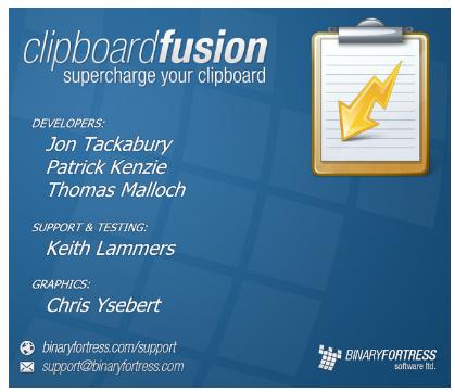 ClipboardFusion Pro
