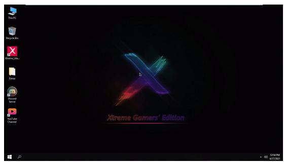 Windows 10 LTSC Lite Xtreme Gamers Edition