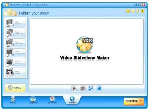 iPixSoft Video Slideshow Maker Deluxe