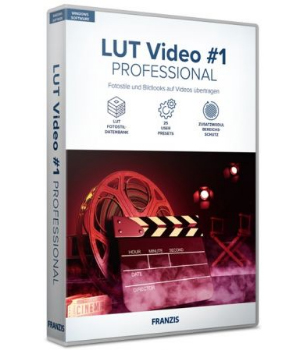 Franzis LUT Video #1 professional