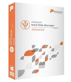 Paragon Hard Disk Manager 17 Advanced
