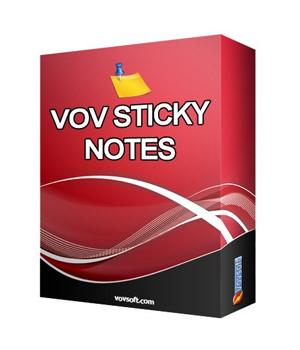VovSoft Sticky Notes
