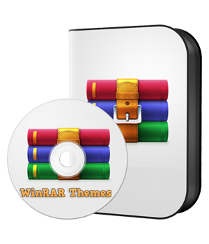 WinRAR Themes Pack