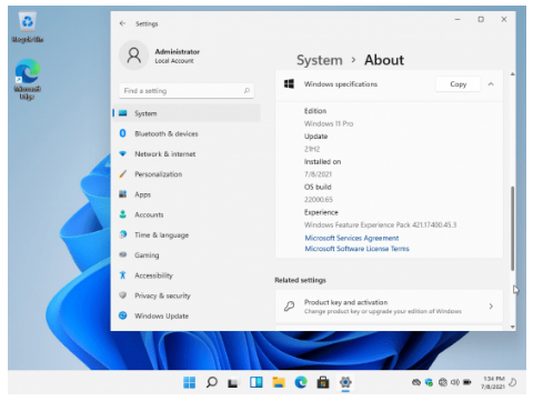 Windows 11 Pro & Home Insider Preview