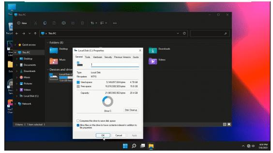 Windows 11 Xtreme LiteOS Edition