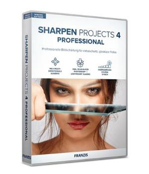 Franzis SHARPEN projects