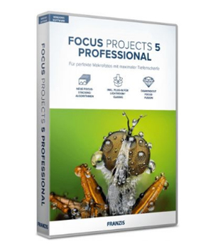 Franzis FOCUS projects 5 professional